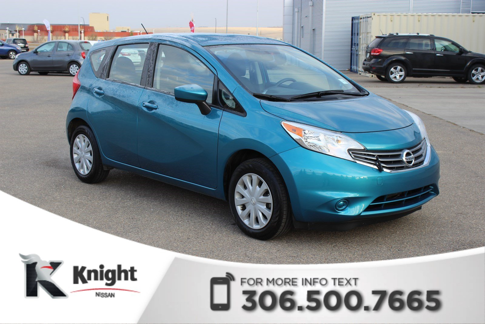 used 2015 nissan versa note s hatchback near moose jaw. Black Bedroom Furniture Sets. Home Design Ideas