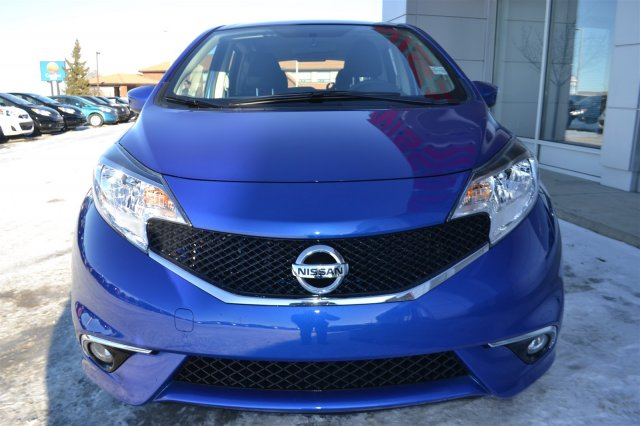 new 2015 nissan versa note sr sport package spoiler. Black Bedroom Furniture Sets. Home Design Ideas
